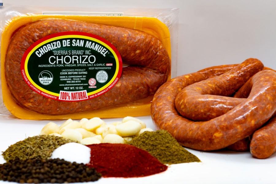 Guerra's Brand Chorizo
