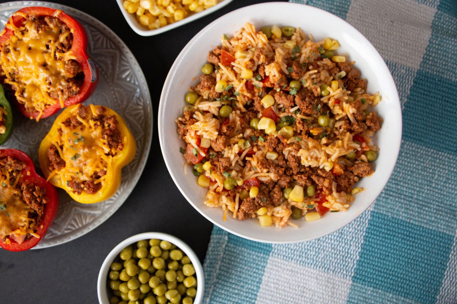 Cooking Chorizo Rice, the Perfect Side Dish