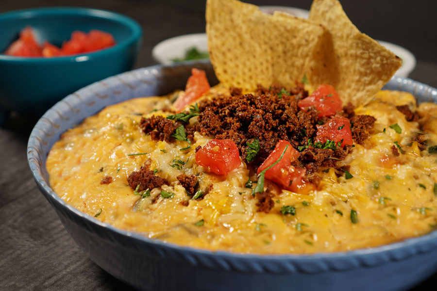 Choriqueso for Game Day!