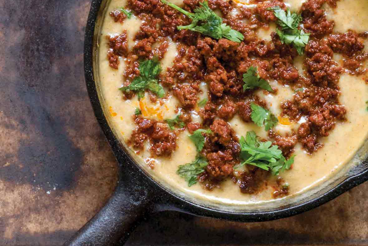The Best Choriqueso Dip You'll Ever Have for Game Day!