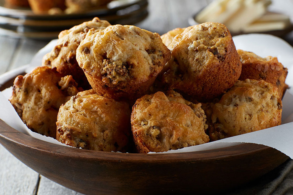Easy-to-Make Chorizo Corn Muffins for Your Next Dinner Party!