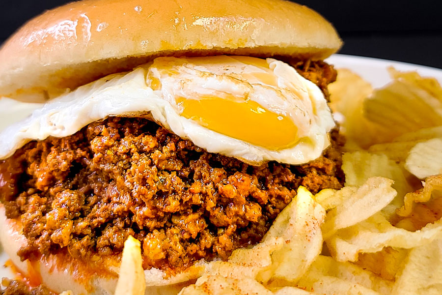 Serve Up a Delicious New Take on Sloppy Joes with a Helping of Our Chorizo!