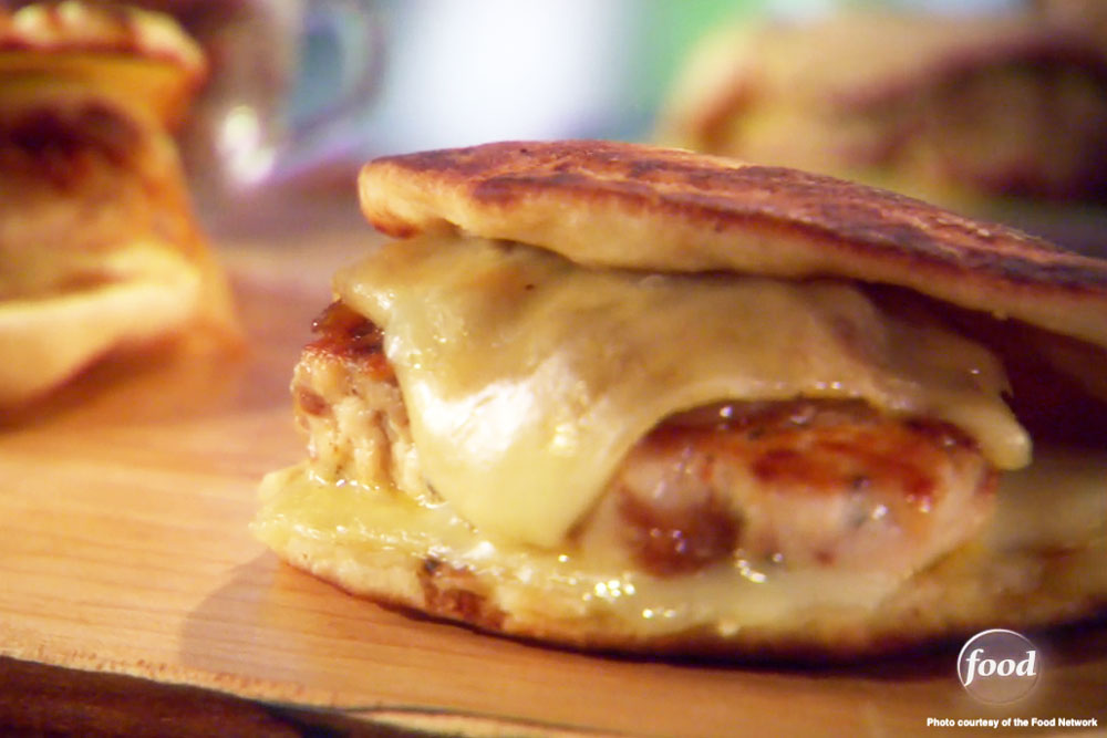 The Chicken Chorizo Melt, A Sandwich Loaded with Flavor!