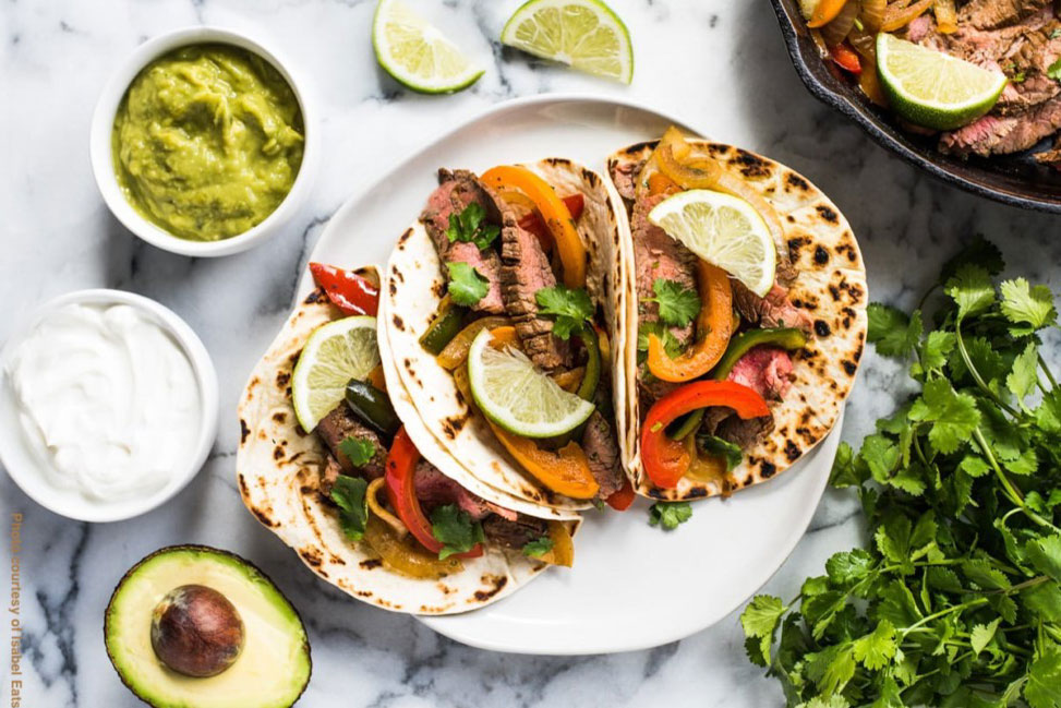 Try Our Succulent Beef Fajitas for Your Next Cookout!